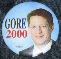 Image of 2006.012.642 - Button, Campaign