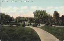 Image of Turner Park, 30th and Dodge, Omaha, Neb.