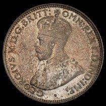 Image of 6 pence, Australia obv