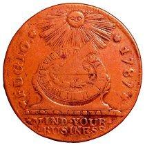 Image of Copper fugio copy