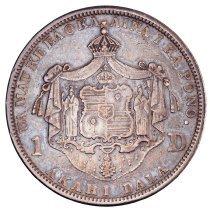 Image of US Hawaiian 1883 Dollar R.