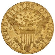 Image of US Half Eagle Capped Bust to Right 1803 R.