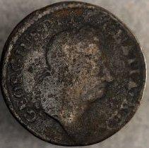 Image of Wood's Hibernia Half Penny 1723 O.