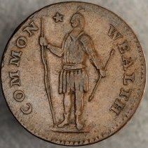 Image of Massachusetts Cent Period After Massachusetts 1788 O.