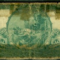 Image of First National Bank of the City of New York: Five Dollar r