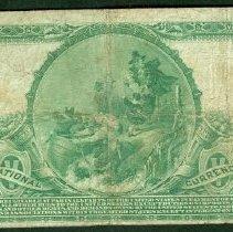 Image of National Bank, Ridgewood: Five Dollar r