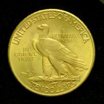 Image of 1933 $10 r