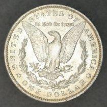 Image of 1885 O Morgan Dollar R.