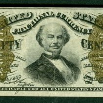 Image of 1863 50 Cent US F