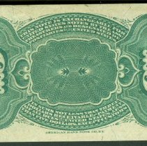 Image of 1863 15c Fractional Currency, US B.