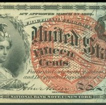 Image of 1863 15c Fractional Currency, US F.