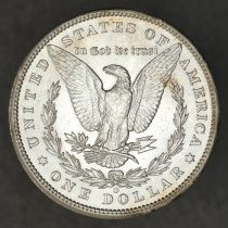 Image of Reverse: 1895 O Morgan Dollar