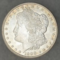 Image of Obverse: 1900 O Liberty Head Morgan Dollar