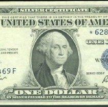 Image of Series 1935 $1 SC F.
