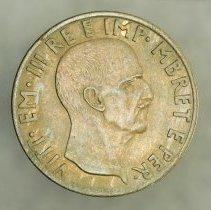 Image of 1940R 0.05 Lek, Vittorio Emanuele III