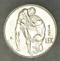 Image of 1926R 1/2 Lek, Zog I