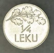 Image of 1926R 1/4 Leku, Zog I