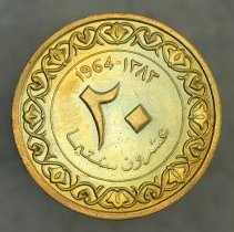 Image of AH1383-1964 20 Centimes