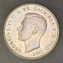 Image of 1937(m) Crown, George VI