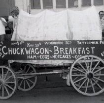 Image of Chuck Wagon  Breakfast Foat