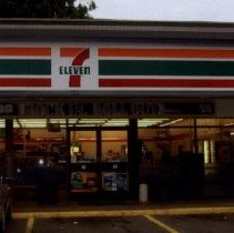 Image of 7 Eleven Store 893 N Pac. Hwy. in 2008