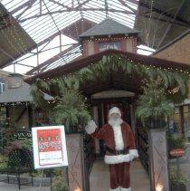 Image of Santa at Company Stores - 2015FIC107