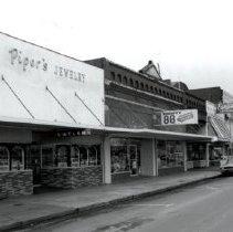 Image of 400 block Front Street in 1960s  - 2015FIC204