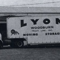 Image of Woodburn Truck Line 1970