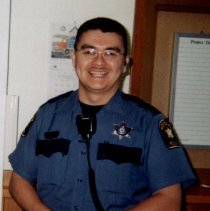 Image of Araiza, Officer Mike Police 2002 - 2015FIC373