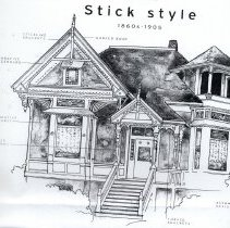 Image of Architecture- Stick Style - 2015FIC378
