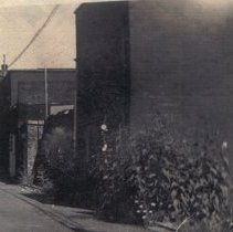 Image of Back Alley 100 block Front Street