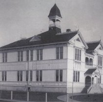 Image of 8 room school house built 1891