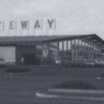 Image of Safeway on Country Club Road 1962