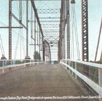 Image of Salem Bridge 1915