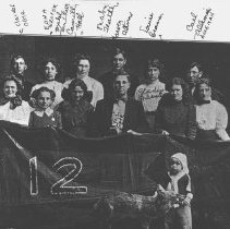 Image of Class of 1912 Woodburn High - 2015FIC806