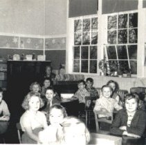 Image of Classroom Lincoln School 1954 - 2015FIC810