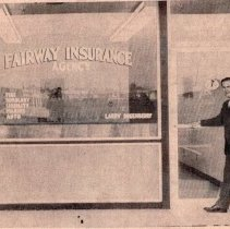 Image of Dusenberry, Larry at Fairwaay Insurance, 2231 Country Club Road in 1965 - 2015FIC1275