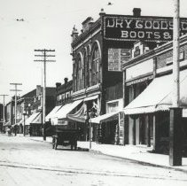 Image of Front Street looking south from Grant Street abt. 1960 - 2015FIC1626