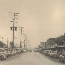 Image of Front Street looking south abt. 1950 - 2015FIC1628