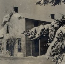 Image of Fuller house, snowstorm, 1919 - 2015FIC1649