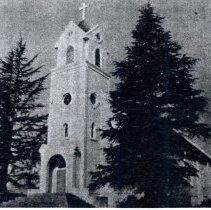 Image of Gervais Sacred Heart Catholic Church 1975 - 2015FIC1763