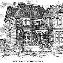 Image of Ogle, Jacob Residence 1917 - 2015FIC1879