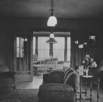 Image of Front Room and Sun Porch 1930s - 2015FIC1885