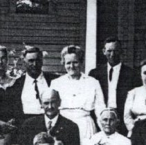 Image of Hall and Bonney Families - 2015FIC1962