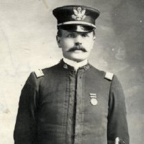 Image of Henderson, Captain O.D. head of Oregon National Guard killed in 1906 - 2016FIC2079