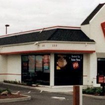 Image of Jack in the Box Arney Rd. in 2000