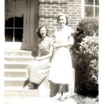 Image of Lehrman, Bernice and Margaret Clapper - 2016FIC2622