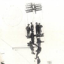 Image of Linemen  on Front Street