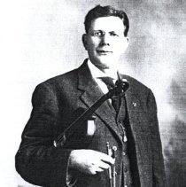 Image of Mayor J.F. Steelhammer 1916-1918 - 2016FIC2809