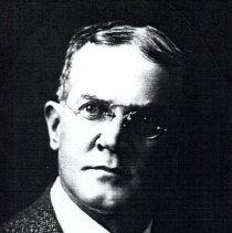 Image of Mayor J.J.Hall 1919-1924 - 2016FIC2810